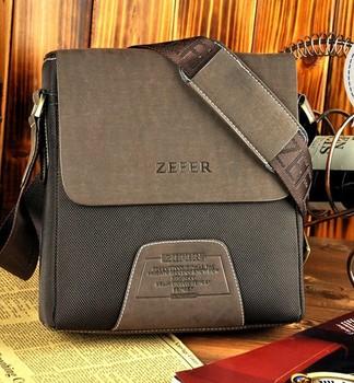 Zefer oxford fabric classic handbag 2013 vintage summer handbags messenger brand shoulder bags for men casual fashion