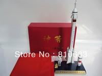 free shipping China 1:170 rocket metal business gift
