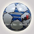 Free shipping hot sales size 5 TPU Real Madrid good quality soccer ball/football.(China (Mainland))