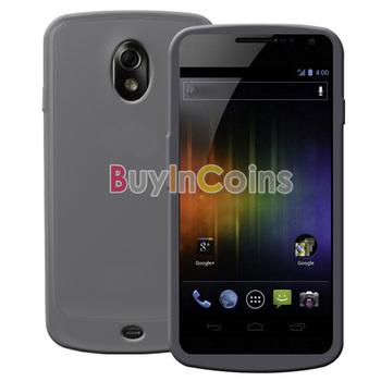 Soft Silicone Back Cover Case Skin for Samsung Galaxy Nexus Prime i9250    #14079