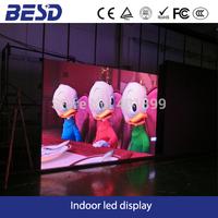 Indoor LED message board