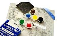 Car leather repair tools leather vinyl repair kit