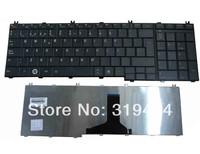 Original NEW keyboard for Toshiba Satellite C650 C650D L650 Laptop Keyboard Spanish Teclado