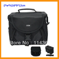 Protective Soft DV Bag digital Camcorder Bag Camera Video Bag B12