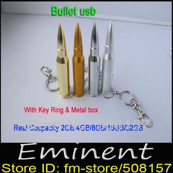 Free shipping wholesale price 5pcs/lot  bullet usb flash driver real capacity 2GB,4GB,8GB,16GB,32GB  flash memory  high quality