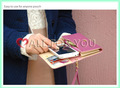 New Arrival High Quality Wallet  Leather Case  cover For Samsung Galaxy SII S2 S Nexus for iphone 4/4s,5  free shipping(CPW08)