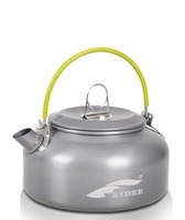 Free Shipping Water Kettle,Camping Tea Pot,Outdoor Kettle 0.8L