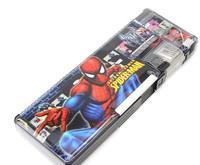 spider man  multifunctional figure cartoon novelty funny pencil case spider-man stationery box Peter Parker spiderman