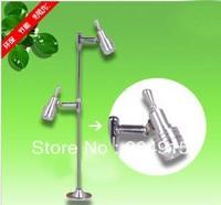 Hight quality  2W Led jewelry lamp led spotlight  cosmetic showcase light AC90V-265V free shipping