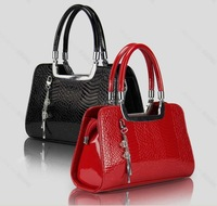 Hot Sale New 2014 Fashion Desigual Brand Crocodile Women Handbag Leather Shoulder Bags Women Messenger Bags Totes Bolsas VB154