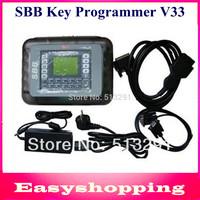 2014 Professional Universal SBB key maker Auto Key Programmer Multi-language Silca V33 SBB Key Programmer with freeshipping