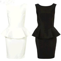 Victoria perfect slim elegant one-piece dress banquet dress 2 6 full