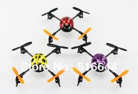 WLToys V939 Beetle ladybird 4CH RC 2.4Ghz 4-axis 3D Mini Heli XCopter Quadcopter  Free Shipping