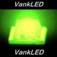 3000pcs/reel New 0805 Ultra Bright SMD LED Jade Green