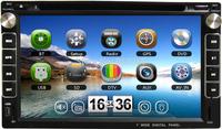 Car DVD Player for Chery A3/ A5 / Tiggo with GPS Navigation TV Bluetooth Radio V-CDC ,3G USB Host,Free GPS Map,EMS Free shipping