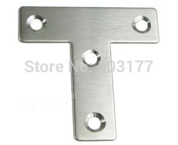Furniture  accessories,corner bracket ,   Furniture  hardware ,stainless steel , T ,