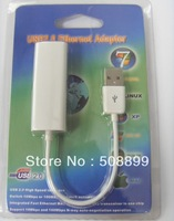 New USB 2.0 Ethernet Adapter 10/100MbAdapter Free Shipping&Dropshipping