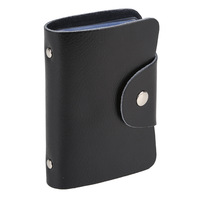 2015 Hot Selling Men genuine leather name ID bank credit card holder wallet case,promotion gift,Christmas gifts,BH002