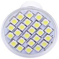 Super Bright GU10 24 LED 250 Lumens 5050 SMD 2700K  19479