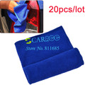 HOT SALE ! 20pcs/lot 30x30CM Microfiber Towel Car Cleaning Wash Clean Cloth Free Shipping 8349(China (Mainland))