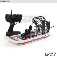 Freeshipping GARTT High Speed Swamp Dawg Air Boat Remote Control Two Channels Big Sale