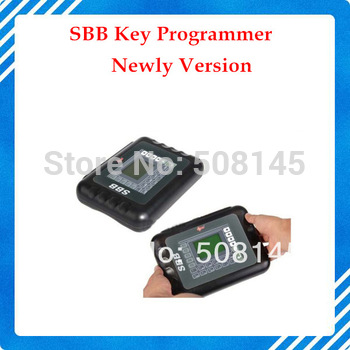 DHL Free Shipping 2014 Top-rated Multi-language Car diahnostic tool 2013 SBB Programmer Auto Key Programmer