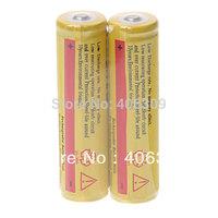 4 Pcs UltraFire BRC 18650 3.7Volts 3600mAh Rechargeable Protected Li-ion Battery