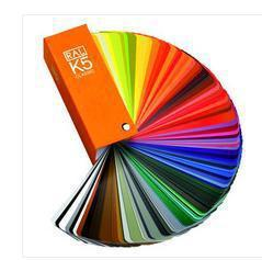 Absolute original Europe Germany RAL color card K5raul paint color card(China (Mainland))