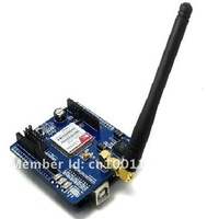 SIM900 GSM/GPRS shield for Arduino - IComSat v1.1
