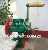 Chili Soybean Grain Rice Mill Wheat Corn Flour Hand Crank Oats Flour Mill Grinding Miller  Pulverizer  3# Free Shipping