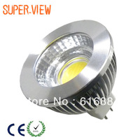 Free Shipping 5W LED MR16.GU5.3 LED Light