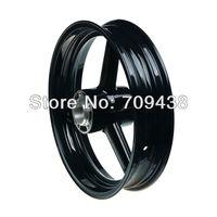 3.5X17 Alloy Front Wheel Rim For GSXR600 97-00 GSXR750 96-99 GSX1300R Hayabusa 99-07 OEM BLACK