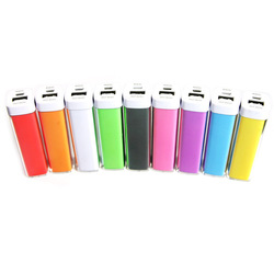 10pcs/lot Aluminium Alloy External Battery 2600mAh Mobile Power Bank for iPhone 5/5G/4/4S 3GS/3G iPod Digital Devices(China (Mainland))