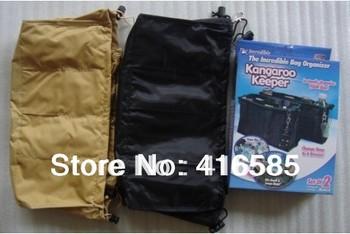 Free shipping,Kangaroo Keeper The Incredible Storage Bag Organizer KANGAROO KEEPER AS SEEN ON TV Purse Handbag Organizers