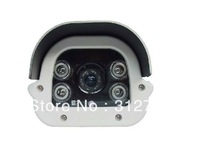 free shipping via DHL Array Infrared 700TVL 1/3Sony CCD waterproof CCTV Camera  IR distance 80M