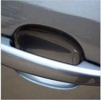 Retial 4 pcs/lot Universal Car Door Handle Scratch Guard Protector Film car Handle Paint Scratches Protective sticker