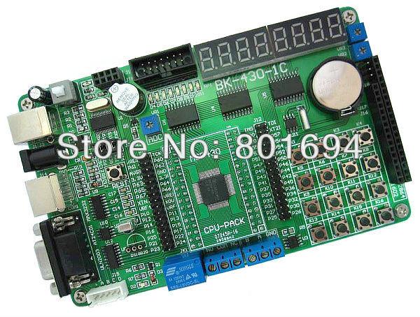 MSP430 Development Board Kit + Microchip MSP430F149 CPU Board(China (Mainland))