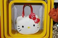 Hot sale Hello Kitty bags shopping bag handbag small bag purse 1PC white  820003J