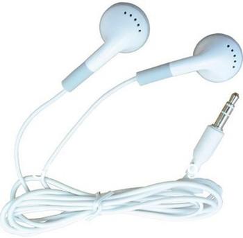 Earphone Headphone For iPod iPhone MP3 MP4 Earphone 3.5mm In-Ear Earphone Headphone