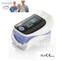 2013 New  CE FDA Color OLED Fingertip Pulse Oximeter - Spo2 Monitor Homecare