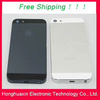 DHL Free shipping For iPhone5 5g Original Back cover housing with mid frame