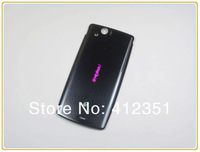 Black Color Back Battery Case Cover Door Housing For Sony Ericsson XPERIA Arc X12 LT15i LT18i Free Shipping