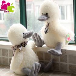 Hpp&Lgg brand duck dolls&stuffed Toys,cartoon donald duck toys for children,donald duck Plush Animals toys,  free shipping