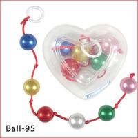 women sex toys anal butt stock adult sex toys anal beads  Ben Wa Kegel Exercise Ball sex toy anal plug tail