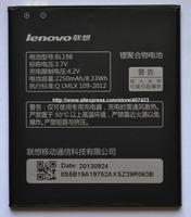 100% Original battery for Lenovo A850 A830 K860 S880 S880I S890  A860E A678T  Battery BL198 (2250mAh) for Lenovo mobile phones