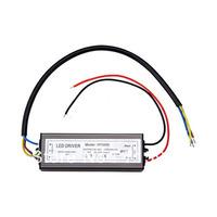 LED Waterproof Light Bulb Transformer Power Supply Driver1500MA 50W IP66