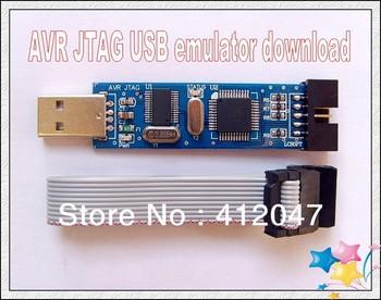 Free Shipping AVR JTAG USB emulator download