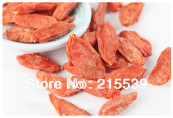 [GRANDNESS] High Quality 250g./8.8oz, Chinese Ningxia Organic Dried Goji Berry,Wolfberry Health Medlar(China (Mainland))