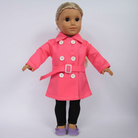 "Free shipping!! Doll Clothes outfit   fits for 18"" American Girl Dolls  wear fishion accessory dress gift present  AGC-010"