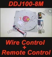 Wire Control + Remote Control Chandelier Lift Lighting Lifter Chandelier winch Chandelier Lowing System DDJ100-8m 110V-240V